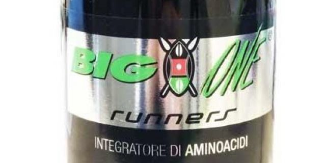 ​Big One runners aminoacidi 240 COMPRESSE